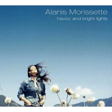 Alanis Morissette - Havoc & Bright Lights [CD]