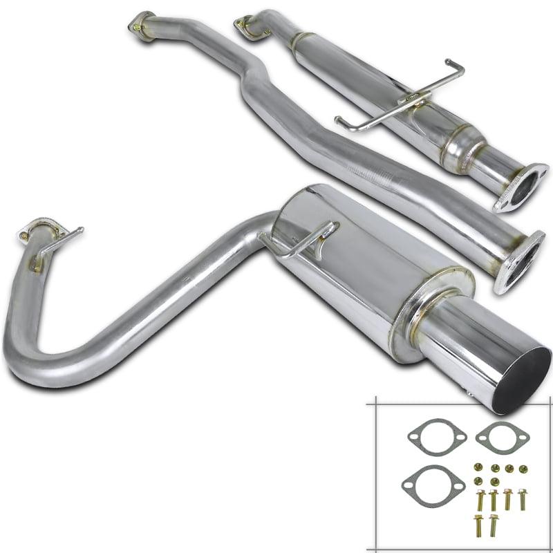 Spec-D Tuning 2002-2010 Scion Tc Jdm Catback Exhaust 2005 2006 2007 05 06 07 08 09 10