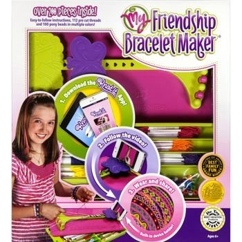 My Friendship Bracelet Maker](Friendship Bracelet Maker)