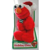Sesame Street Holiday Elmo Plush