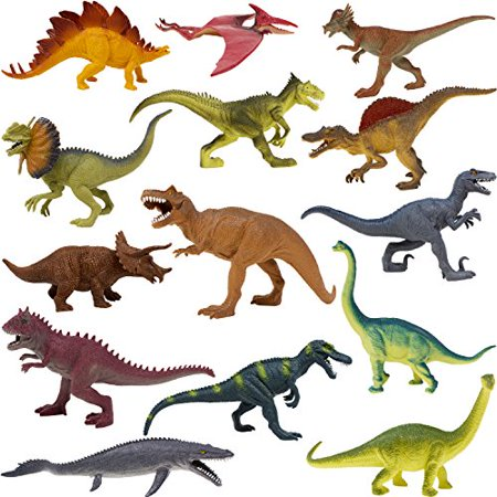 Dinosaur Educational Toys (Boley 14 Pack 10