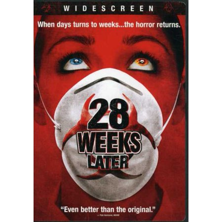 28 Weeks Later (DVD) - Halloween H20 20 Years Later Dvd