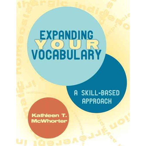 Expanding Your Vocabulary : A Skill-Based Approach