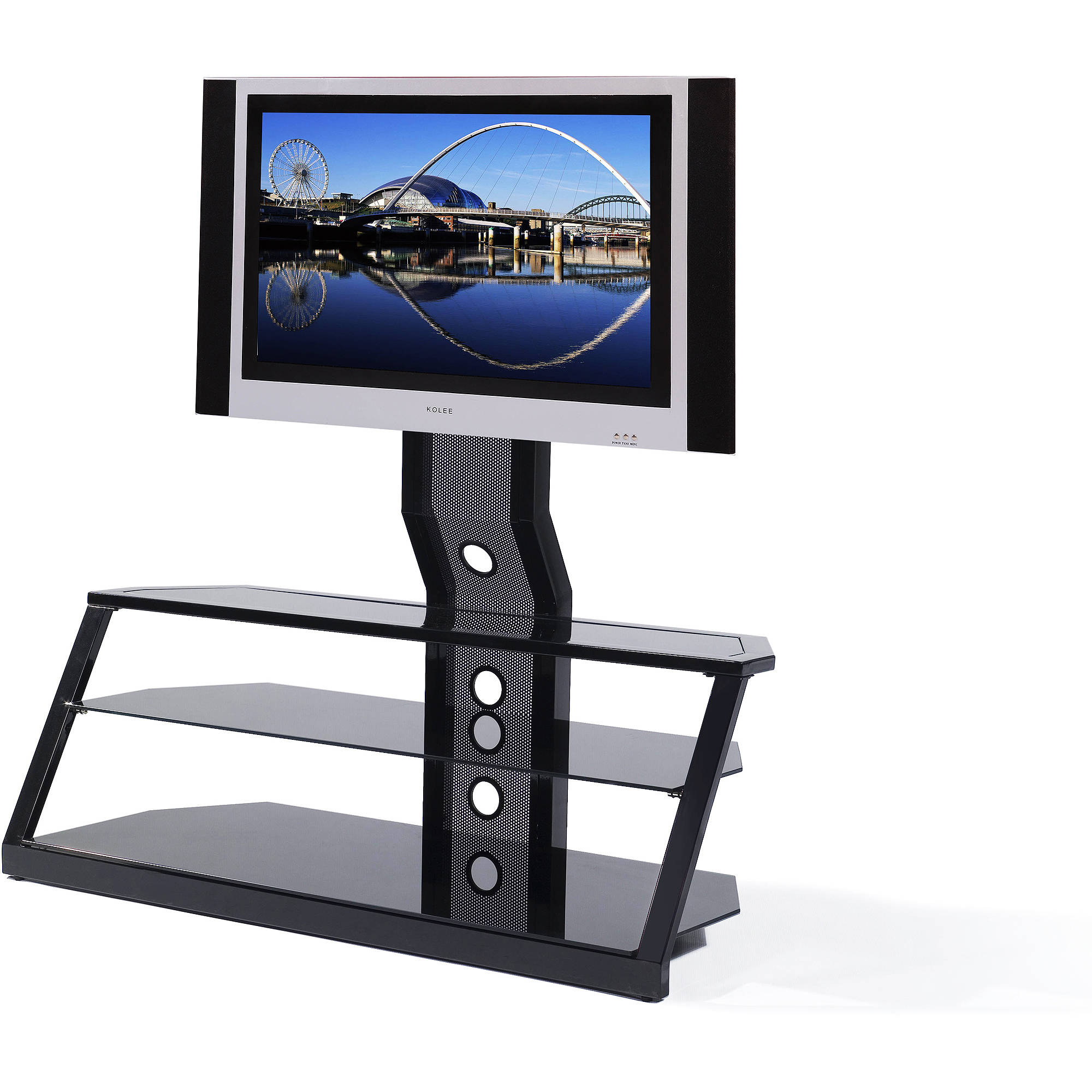 Cordoba CC-K5 Entertainment TV Stand with Integrated TV Mount ...