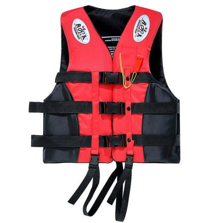 Scuba Buoyancy Compensator Jacket (Zimtown Portable Adult Universal Waterproof Life Jackets, Buoyancy Aid Summer Swimming Boating Kayak PFD Life Vest +)