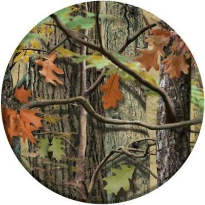 Hunting Camo 9-inch Plates , 4PK