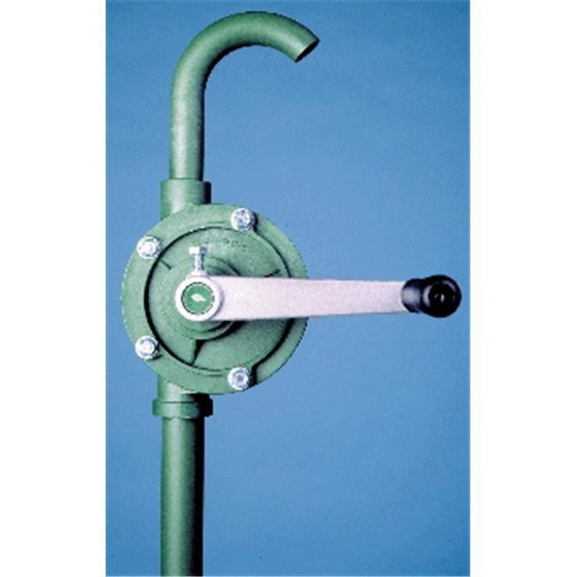 Image of Action Pump 3003 Polypropylene Rotary Drum Pump PTFE Vane 6 GPM