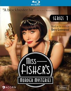 Miss Fisher's Murder Mysteries: Series 1 (Blu-ray) by ACORN MEDIA