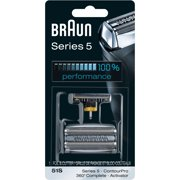 Braun Series 5 51 S Foil and Cutter Replacement Head