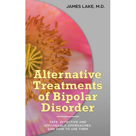 Alternative Treatments of Bipolar Disorder: Safe, Effective and Affordable Approaches and How to Use Them - (Bipolar Disorder A Family Focused Treatment Approach)