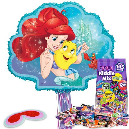 Disney Little Mermaid Pinata Kit (Each)](Little Mermaid Pinatas)