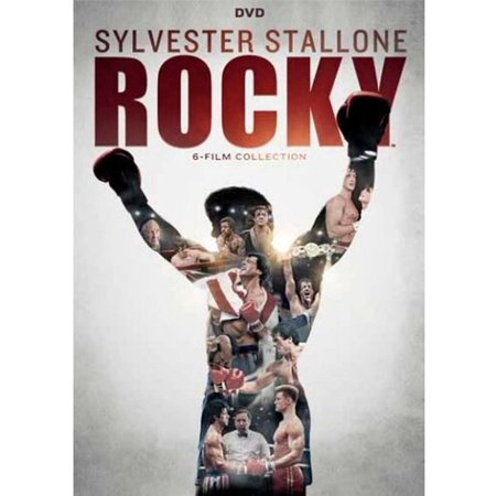 Rocky 6-Film Collection (40th Anniversary) (DVD)