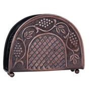 Antique Embossed Heritage Napkin Holder