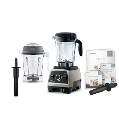 Vitamix Professional Series 750 Brushed Stainless Steel Blender With 64 Ounce Wet Container and 48 Ounce Wet (Vitamix Professional Series 750 Best Price)