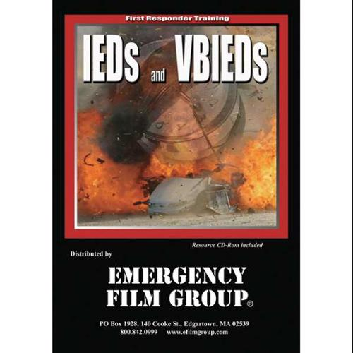 EMERGENCY FILM GROUP IE0803-DVD DVD, Incendiary & Explosi...