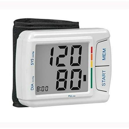 Veridian SmartHeart Automatic Digital Wrist Blood Pressure Monitor,