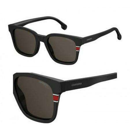 Carrera CARRERA 164/S 0807-IR Black Square Sunglasses (Lila Carrera Sonnenbrillen)