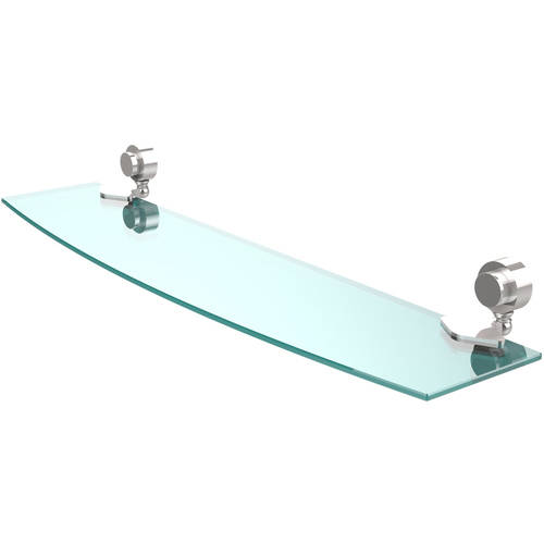 "Venus Collection 24"" Glass Shelf (Build to Order)"