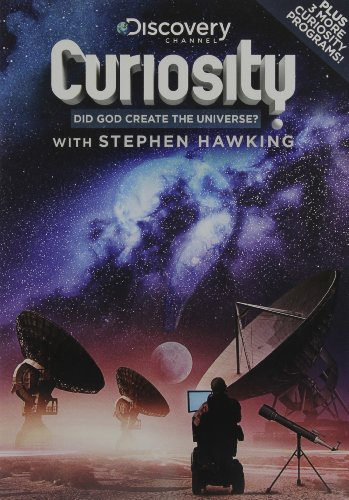 Curiosity: Did God Create the Universe? With Stephen Hawking by DISCOVERY CHANNEL