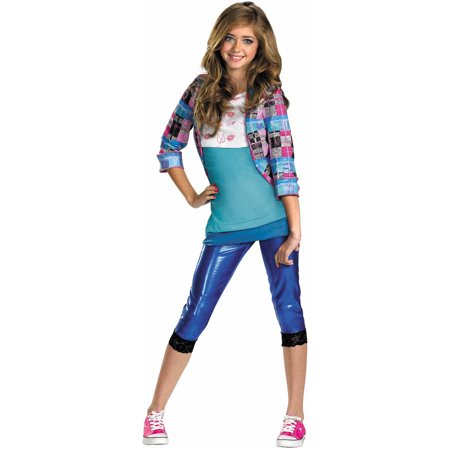 Shake It Up CeCe Child Halloween Costume](Shake Dem Halloween Bones Characters)