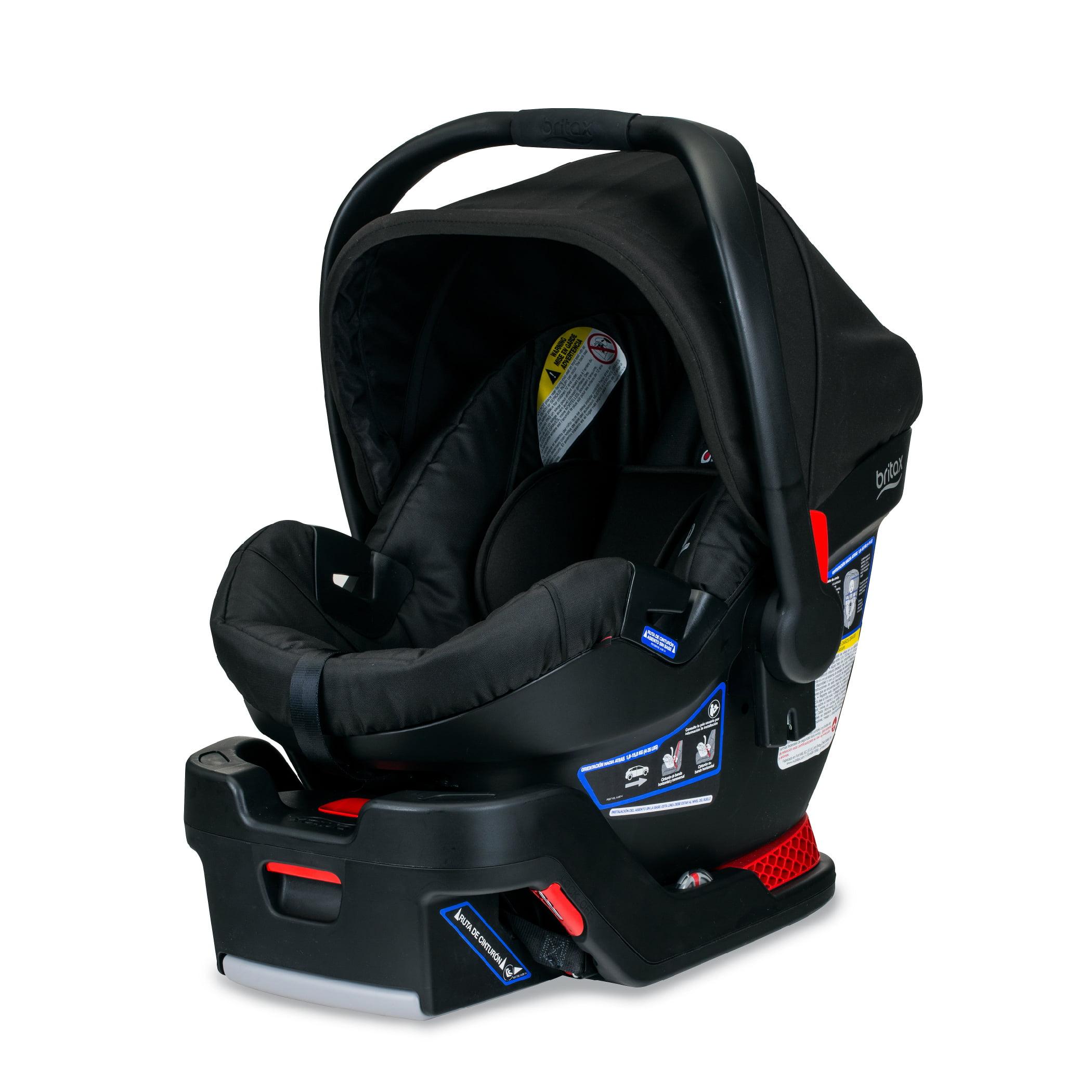 Britax B-Safe Gen2 Infant Car Seat, Eclipse Black SafeWash - Walmart.com -  Walmart.com