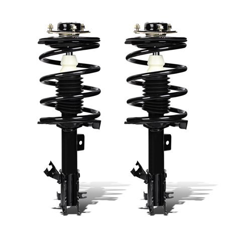 2008 Shock (For 2004 to 2008 Nissan Altima L31 Left / Right Front Fully Assembled Shock / Strut + Coil Spring Suspension )