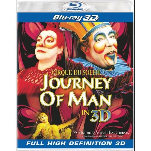 Cirque Du Soleil: Journey Of Man (Blu-ray) (Widescreen)
