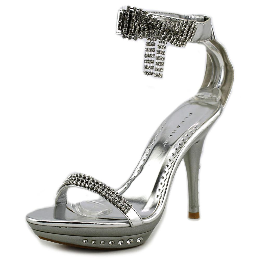 Pleaser Monet-26   Open Toe Synthetic  Platform Heel