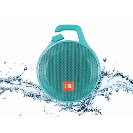 JBL Clip Plus Bluetooth Speaker, Teal