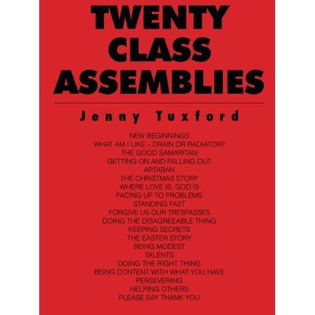Twenty Class Assemblies - Halloween Class Assembly