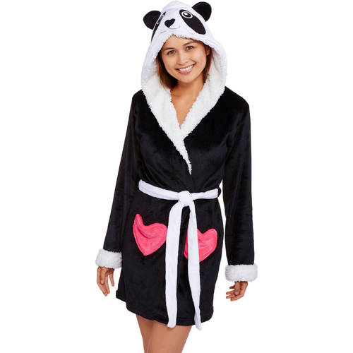 Body Candy Juniors' Huggable Luxe Critter Sleepwear Robe