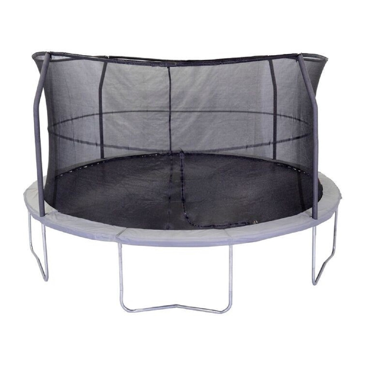 Jumpking  15-foot Trampoline and Enclosure System (6 Legs...