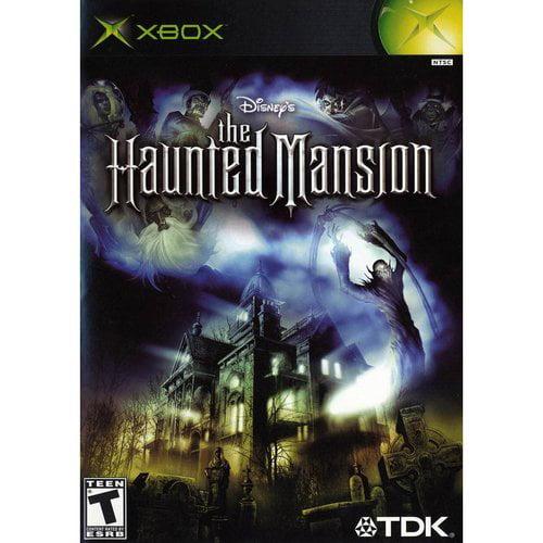 Haunted Mansion - Xbox