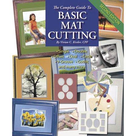 Logan Matboards - Logan Complete Guide to Basic Mat Cutting Book