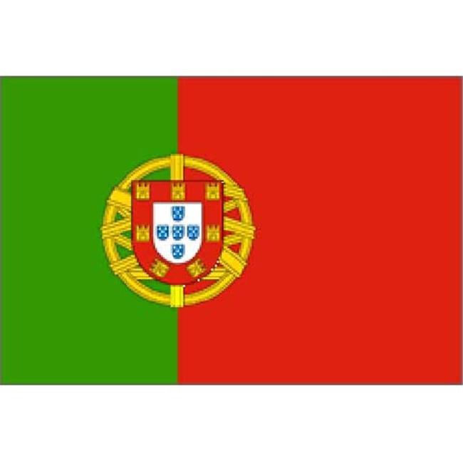 World Flag F000748 Portugal Flag by World flag