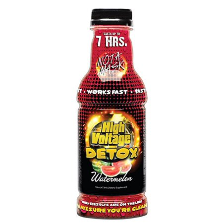 High Voltage Detox 16-oz Watermelon
