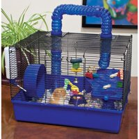 Ware Mfg Ware Tube Time 20-inch Hamster Cage