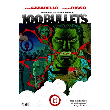 100 Bullets Book Three (100 Bullets Graphic Novel)