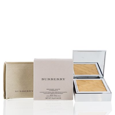 BURBERRY/BRIGHT GLOW COMPACT FOUNDATION #12 OCHRE NUDE 0.42 OZ (12 ML)