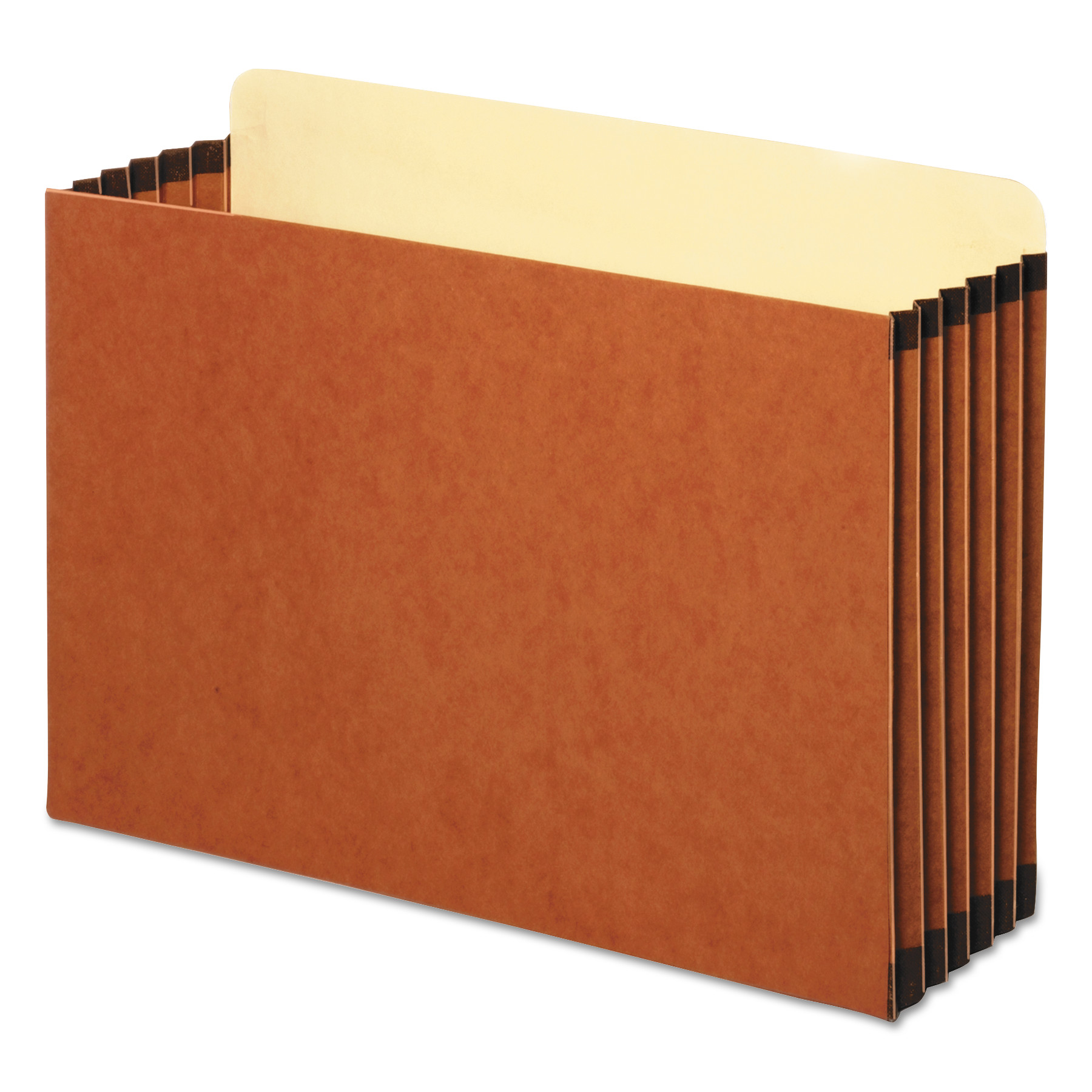 Pendaflex File Cabinet Pockets, Straight Cut, 1 Pocket, Legal, Redrope -PFXFC1536P
