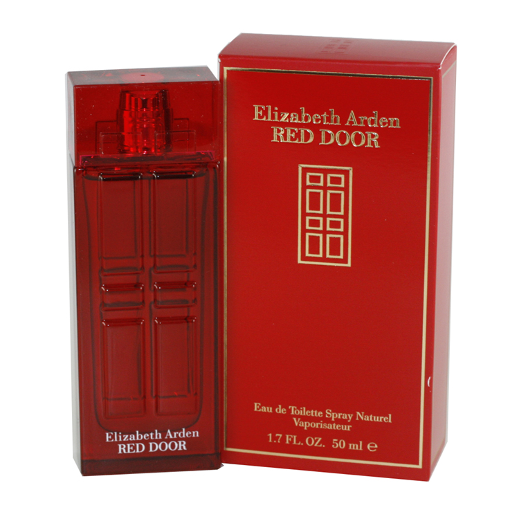 Red Door Eau De Toilette Spray 1.7 Oz / 50 Ml
