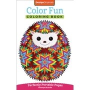 On-The-Go! Coloring Book: Color Fun Coloring Book: Perfectly Portable Pages (Paperback)