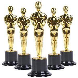 Plastic Awards Trophies (6