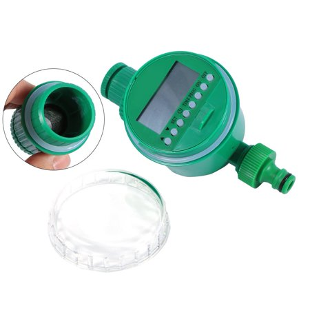 Electronic Sprinkler (Anauto Automatic Digital LCD Electronic Home Water Timer Garden Irrigation Controller Programs,Irrigation Timer,Electronic Sprinkler Control Timer )