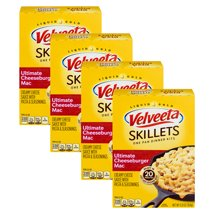 Mac & Cheese: Velveeta Cheesy Skillets