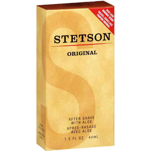 Stetson After Shave W/Aloe