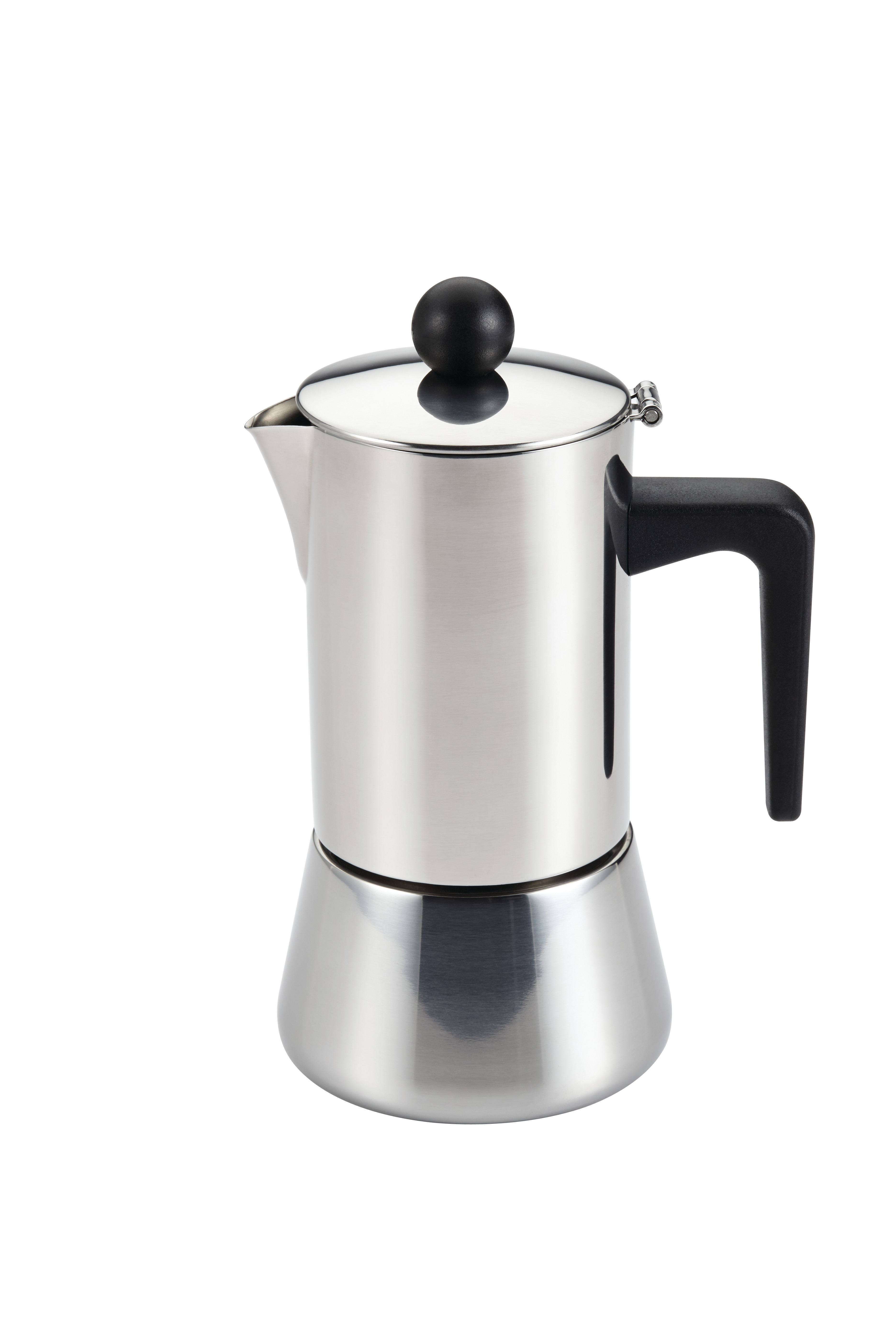 Stainless steel stovetop espresso maker 10 cup - Bonjour R Coffee Stainless Steel Stovetop Espresso Maker 32 Ounce Walmart Com
