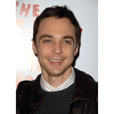- Jim Parsons At Arrivals For The Pee-Wee Herman Show Opening Night Club Nokia At LA Live Los Angeles Ca January 20 2010 Photo By Dee CerconeEverett Collection Photo Print