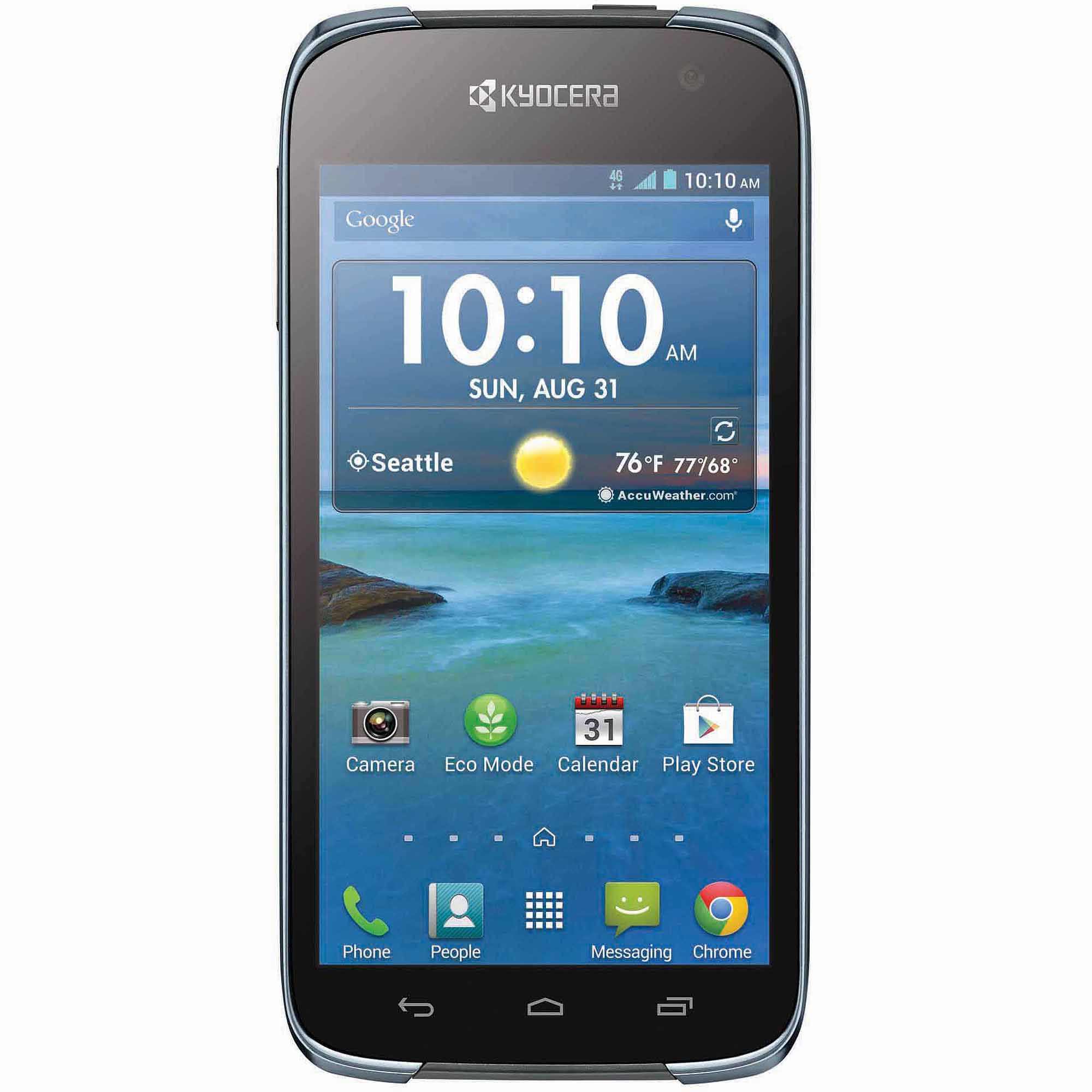 T-Mobile Kyocera Hydro Life Prepaid Smartphone