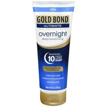 Body Lotions: Gold Bond Ultimate Overnight